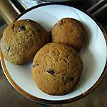 recette Cakey chocolate chips cookies