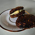 recette Cookies style gâteau aux carottes