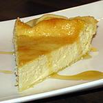 recette Tarte au fromage blanc et au lemon curd