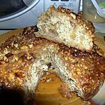 recette Gâteau athénien aux noix