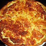 recette Tarte saumon,crevettes,poireaux