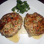 recette Steak haché de veau à l italienne