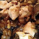recette Poulet aubergines colombo anti_ cholestérol