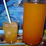 recette liqueur de mandarine