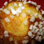 recette Mouna oranaise de Pâques