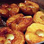 recette Pommes pochées aux épices