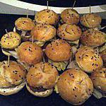 recette Mini hamburger maison rapide et facile
