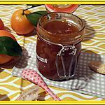 recette Confiture de Clémentine aux noix et quatre épices