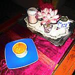 recette velouté de carottes au lait de  coco de samar guira