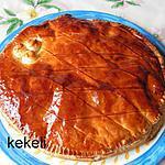 recette Galette des rois à la crème d'amande
