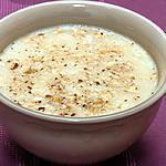 recette Soupe de céleri rave aux noisettes