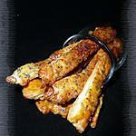 recette Allumettes au roquefort & au pavot
