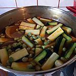 recette COUSCOUS aux légumes