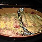 recette gratin endives   de lilimarti,  ,   pommes de terre jambon a ma façon