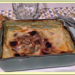 recette Gratin de Potimarron au magret de canard et Chèvre