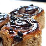 recette Cinnamon Rolls - Rouleaux à la Cannelle