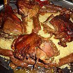 recette Couscous à la cuisse de dinde et merguez