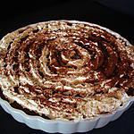 recette Tarte au chocolat-caramel