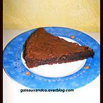 recette fondant au chocolat et à la pralinoise