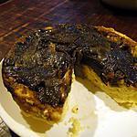 """recette """"Tarte"""" renversée aux oignons rouges"""