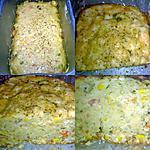 recette CAKE SALÉ A LA MACHINE À PAIN