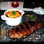recette Magret de canard et son gratin gourmand
