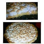 recette tarte maracuja meringué