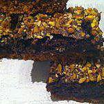 recette Fondants chocolat,speculoos et pistaches