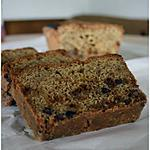 recette Cake speculoos aux pépites chocolat & caramel