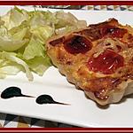 recette Tartelettes feuilletées à la tomate Cerise