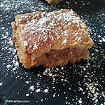 recette Szarlotka gâteau polonais aux pommes