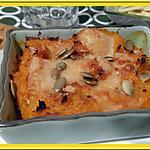recette Hachis Parmentier aux Carottes, Patate douce et Bacon