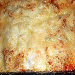 recette Lasagne au confit de canard