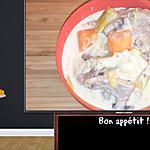 recette Blanquette de veau (Cookeo)