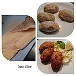 recette Beignets/quenelles de morue (façon Pastéis de bacalhau)