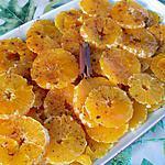 recette Orange à la cannelle façon Marocaine