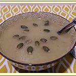 recette Velouté aux haricots beurre