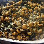 recette Gratin de macaroni au fromage