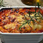 recette Des cannellonis pour la journée internationale de la cuisine italienne !