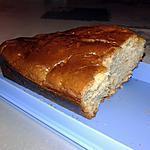 recette Gâteau au yaourt pomme cannelle