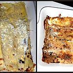 recette Crêpes au saumon