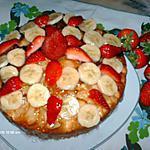 recette sponge cake pour l'anniverssaire de mahyly!yo!yo!