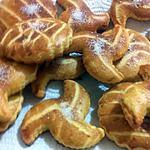 recette biscuit traditionnelle algerien (Halwat tabaa)