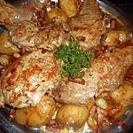 recette Cotes de veau aux topinambours