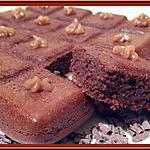 recette Fondant au chocolat crème de marrons