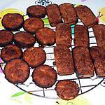 recette Petits gâteaux à la carotte