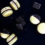 recette Macarons à la mousse au chocolat et piment d'Espelette