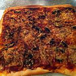 recette pizzas maison