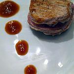 recette Mille-feuille de veau à l'emmental