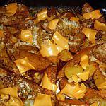 recette Potatoes aux fromage